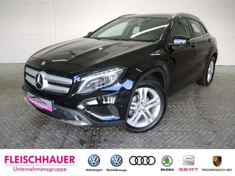 Mercedes GLA 200 GLA-Klasse Notbremsass