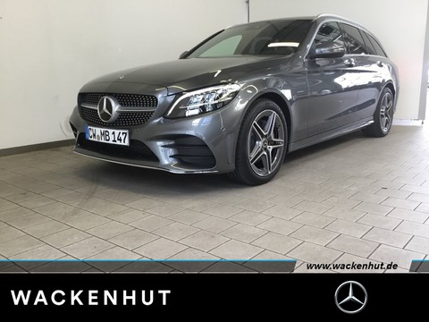Mercedes C 200 AMG Business-Paket