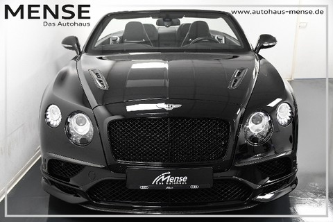 Bentley Continental Supersports Convertible 1 of 710 UPE