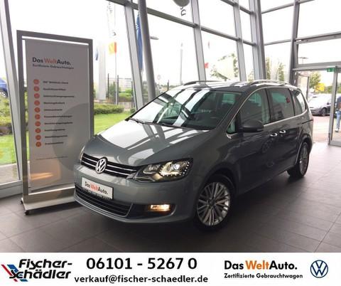 Volkswagen Sharan 1.4 TSI Cup