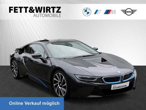 BMW i8 NaviProf H&K DA Komfortz