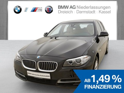BMW 518 d HiFi Prof RTTI Sp Limit