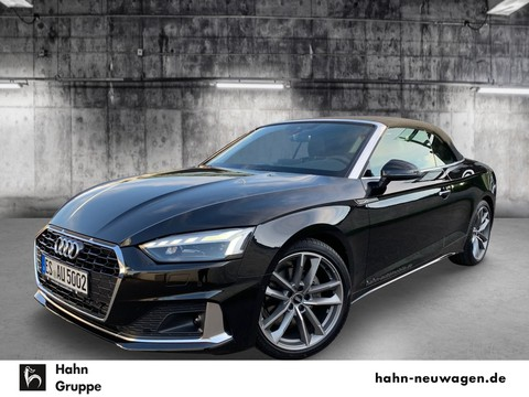 Audi A5 Cabriolet 40TFSI advanced Sline 19Zoll