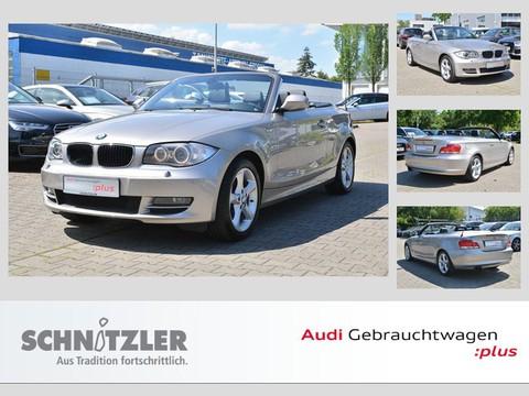 BMW 125 i Cabrio
