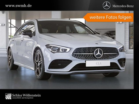 Mercedes-Benz CLA 200 SB AMG Burmester Night