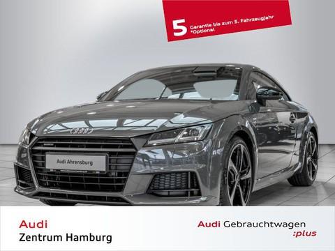 Audi TT 2.0 TFSI quattro Coupé