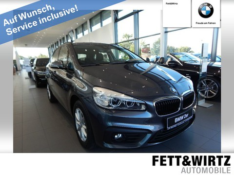 BMW 218 Active Tourer Advantage 16 Klimaa