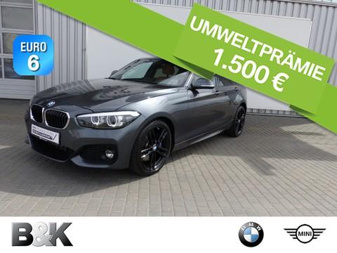 BMW 125 d Edition M Sportpaket
