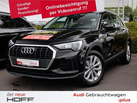 Audi Q3 35 TFSI Lane Side Smart Phone Int Ei