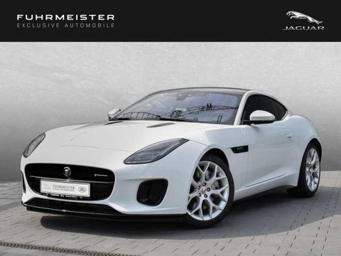 Jaguar F-Type 2.0 Coupe R-Dynamic | Black-Pack | |