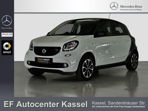 Smart ForFour passion white Passion
