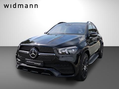 Mercedes-Benz GLE 350 d Night-P D Tr