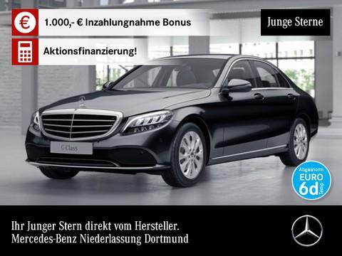 Mercedes-Benz C 220 d Exclusive Sitzkomfort