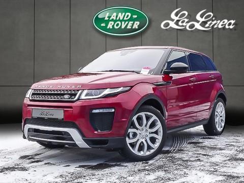 Land Rover Range Rover Evoque 2.0 TD4 SE Dynamic Automatik