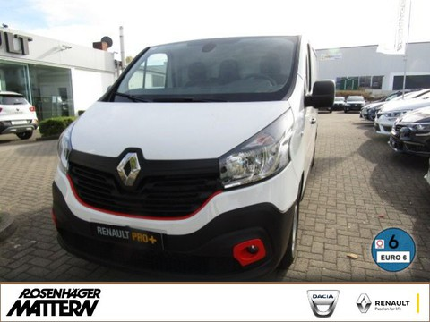 Renault Trafic dCi120 L1 LIMITED Sortimo 2xAirbag