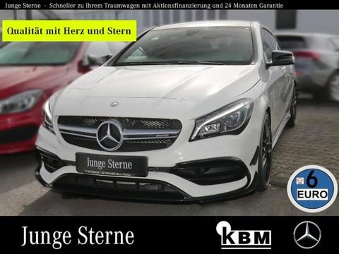 Mercedes CLA 45 AMG SB °NIGHT°PERF-SIT°PAN-°°°