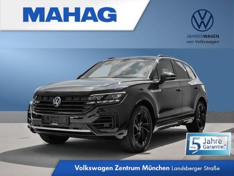 Volkswagen Touareg 3.0 TDI Atmosphere R-Line Ext Innovision IQ LIGHT AppConnect FahrerAssistPlus 21Zoll