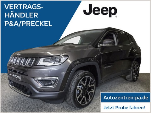 Jeep Compass 1.4 MultiAir AWD Automatik Limited