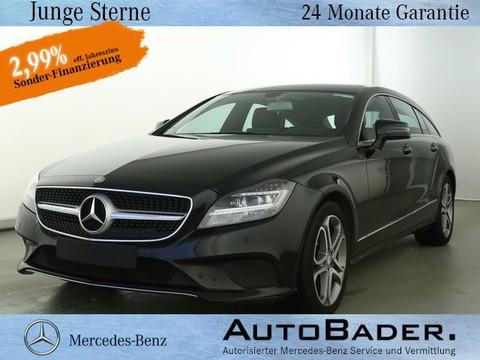 Mercedes CLS 250 d SB Sport-Paket Mod2017