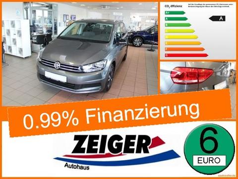 Volkswagen Touran 2.0 TDI IQ DRIVE 7-SI 5J GA