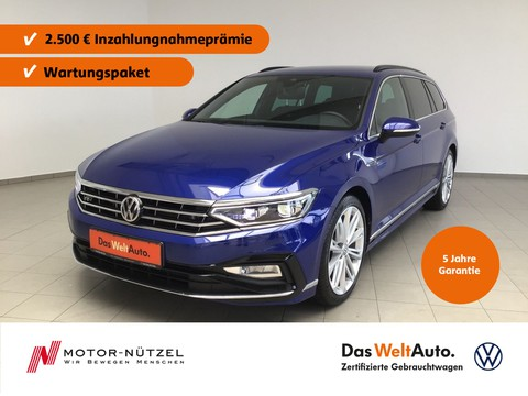 Volkswagen Passat Variant 2.0 TDI 2x R-LINE 5JG IQ
