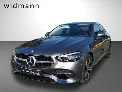 Mercedes-Benz C 200 Avantgarde High-End-Infotainm Business-Pkt