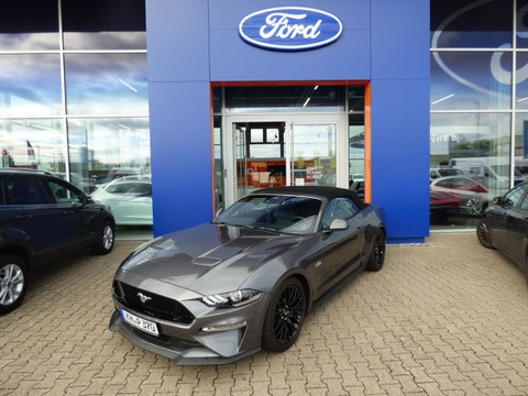 Ford Mustang 5.0 Ti-VCT Convertible V8 GT