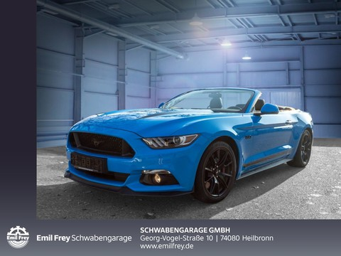 Ford Mustang 5.0 Ti-VCT Cabrio V8 GT