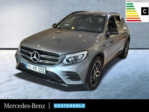 Mercedes GLC 300 AMG-Line