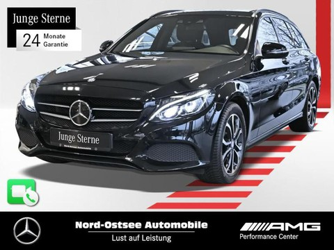 Mercedes-Benz C 350 e T Avantgarde Night