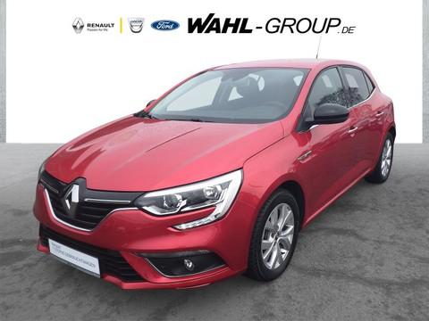 Renault Megane Lim 5-trg Limited Automatik