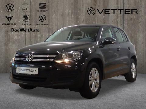 Volkswagen Tiguan 2.0 TDI Trend&Fun