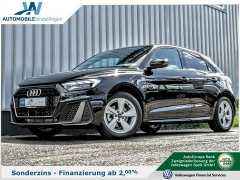 Audi A1 30TFSI S line Sportb