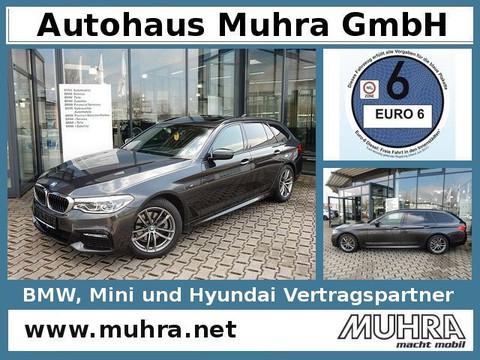 BMW 520 2.4 dAx eh UPE 800 M Sportpaket