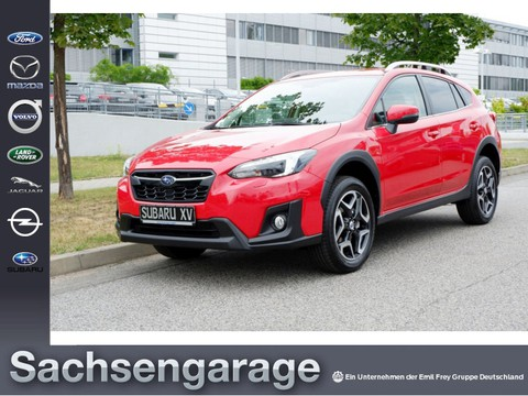 Subaru XV 2.0 i Lineartronic Exclusive