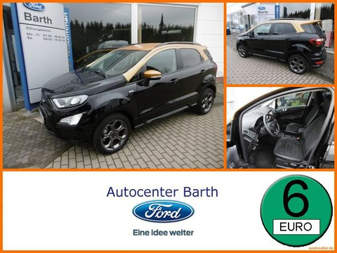 Ford EcoSport 1.0 EcoBoost-T ST-Line FGS