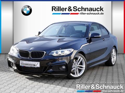 BMW 220 dA Coupe M-Sportpaket H K