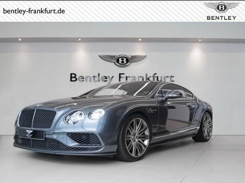 Bentley Continental GT Speed MY16 von BENTLEY FRANKFURT
