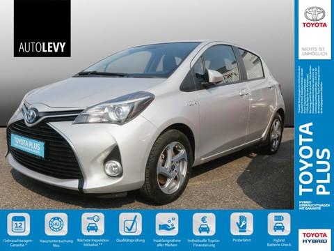 Toyota Yaris Hybrid Comfort