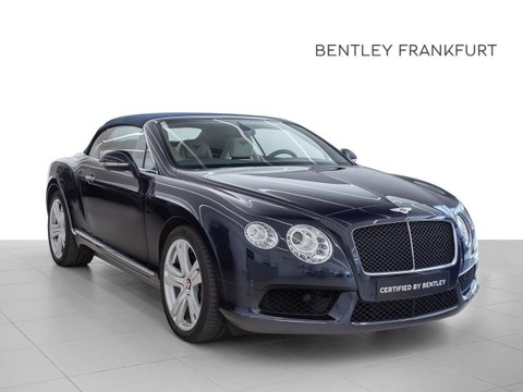 Bentley Continental GTC V8 BENTLEY FRAN