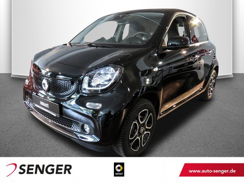 smart ForFour turbo Prime
