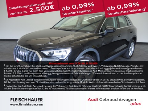 Audi Q3 2.0 TFSI quattro 40 EU6d-T