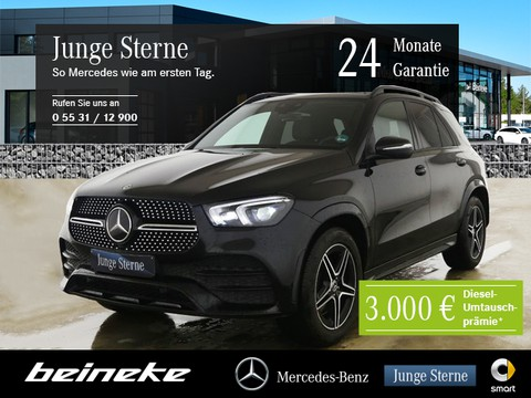Mercedes-Benz GLE 350 d AMG Night