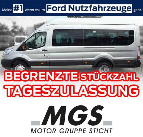 Ford Transit Kleinbus 460L4 # #HEZ #GERÄUMIG #WEN