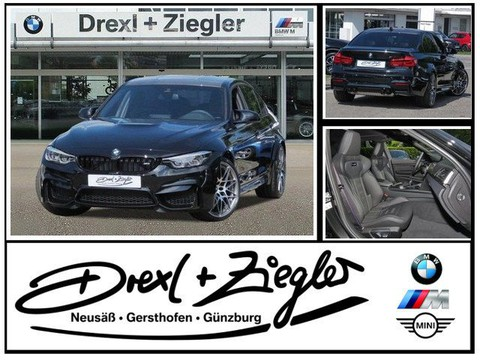 BMW M3 Limousine M Competition Drivers Pack Hea