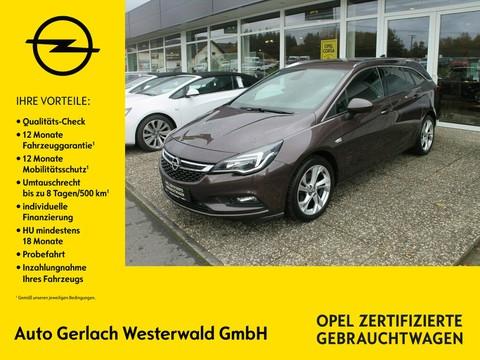 Opel Astra K ST Dynamic QUICKHEAT