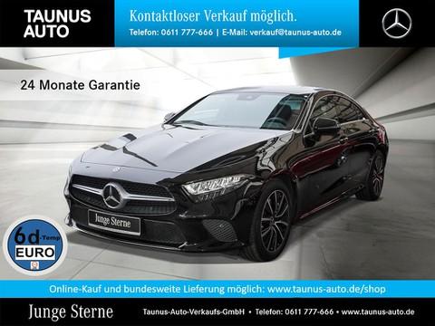 Mercedes-Benz CLS 220 d SITZKLIMA