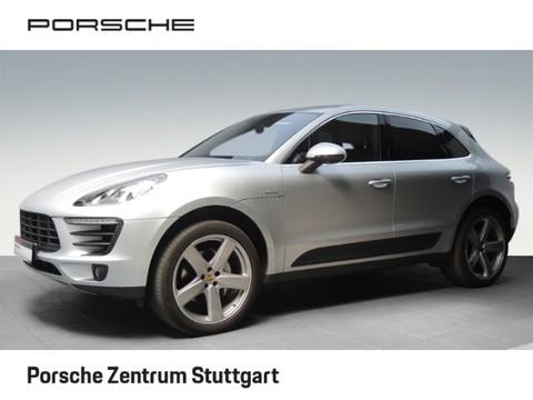 Porsche Macan S Diesel Sitzbelüftung 21-Zoll