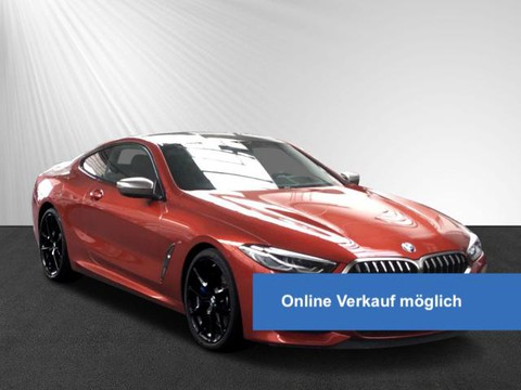 BMW 850 xDrive Coupe Leasing 790 - o Anz