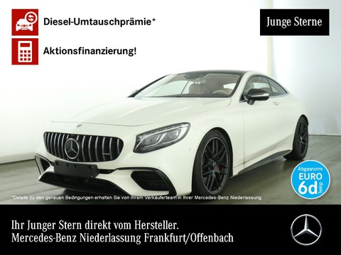 Mercedes-Benz S 63 AMG Cp designo Exkl-Pak Carbon Burm 3D